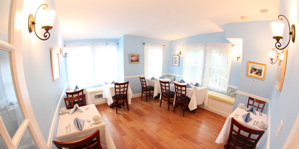 Mulberry House Restaurant & Tea House Blue Room