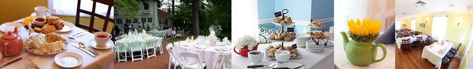 High Tea Not for Profit Fundraising Event