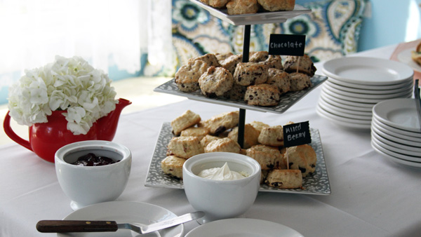 What kind of food makes a great tea party? - Mulberry House Restaurant
