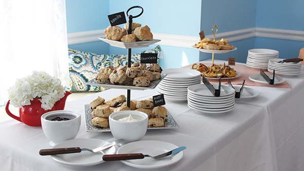 Mulberry House Brings English Tea Cuisine to Westfield, NJ
